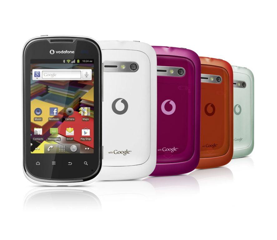 Vodafone-Smart-II-Alb