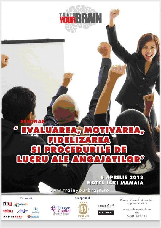 Evaluarea motivarea IAKI 5 aprilie