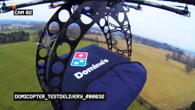 pizza-drona