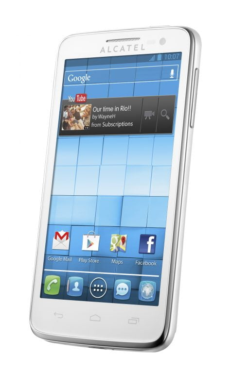 ONE TOUCH X'POP Pure White special V1.0
