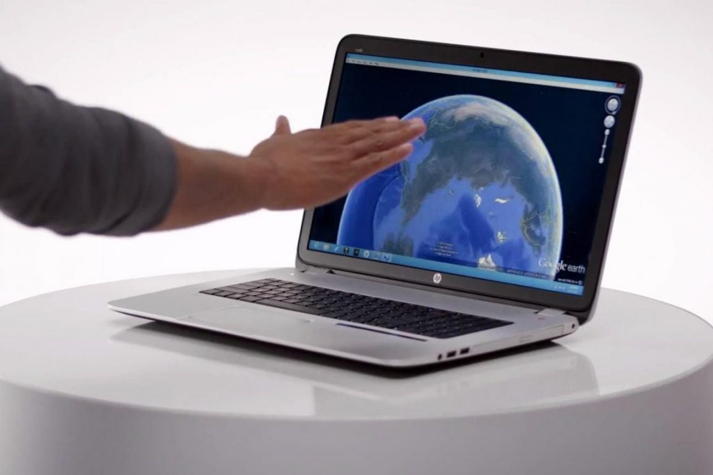 laptop nou leap-motion-hp-laptop-gadgetreport