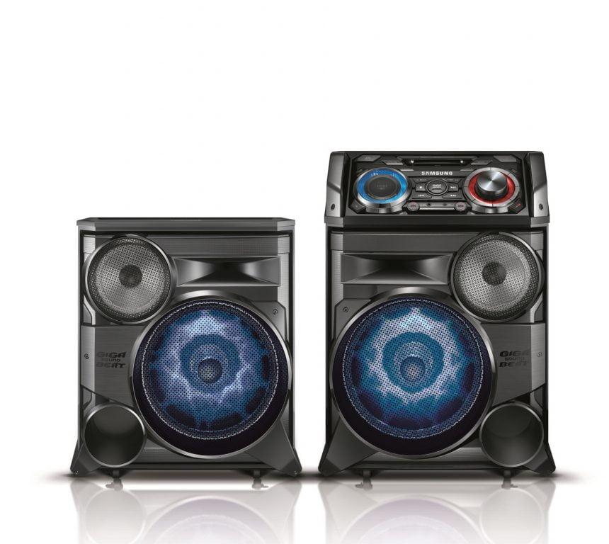 CES MX-HS8500 GIGA Sound System