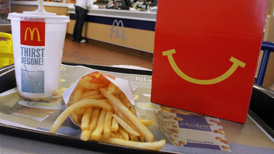Heroina-McDonalds