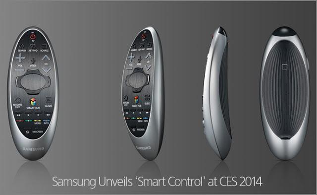 Samsung Smart Control 2014