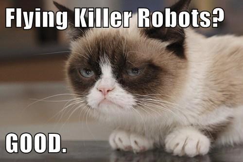 Pisici vs. gadgeturi