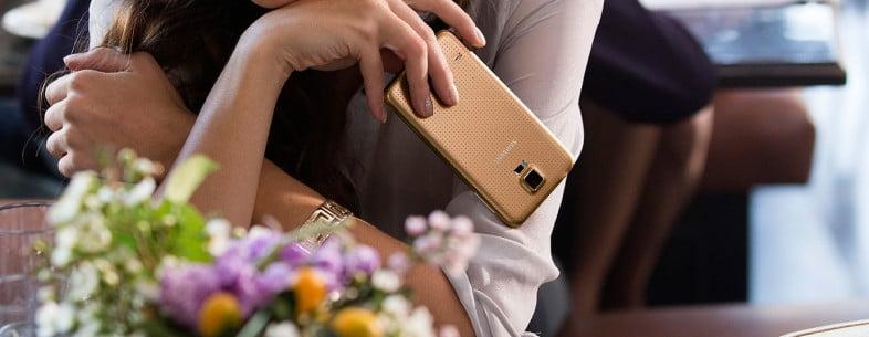 Samsung Galaxy S5-6