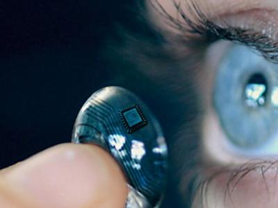lentilele de contact inteligente