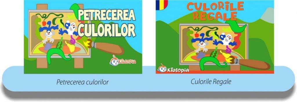 aplicatii pentru copii
