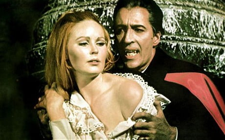 415565hr  FILM Dracula Has Risen From The Grave 1968
