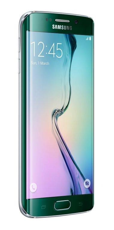 Galaxy S6 edge Green