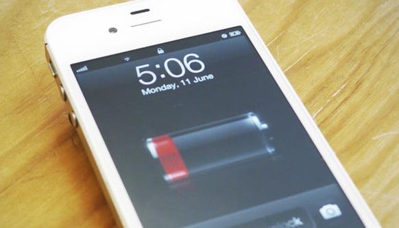 5 sfaturi pentru a creste autonomia telefonului baterie-telefon