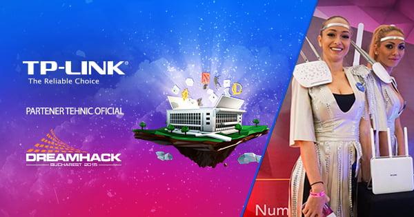 TP-LINK -DreamHack