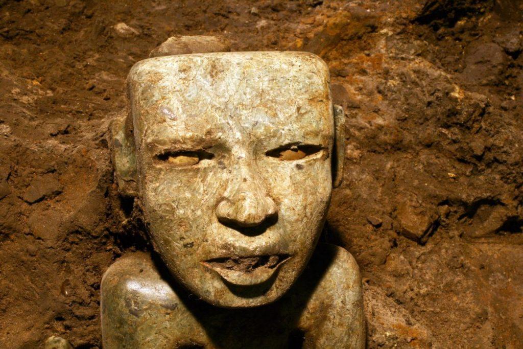 Misterul mercurului lichid descoperit într-o piramidă din Mexic (VIDEO) Teotihuacan