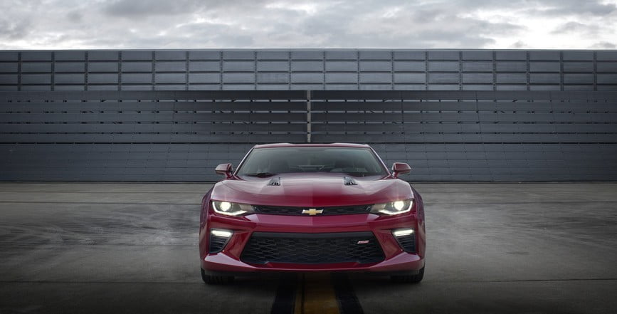 Fabulos! Cum arata noul Chevrolet Camaro 2016 (VIDEO)