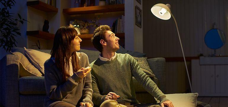 Sony LED Light Bulb Speaker-gadgetreport