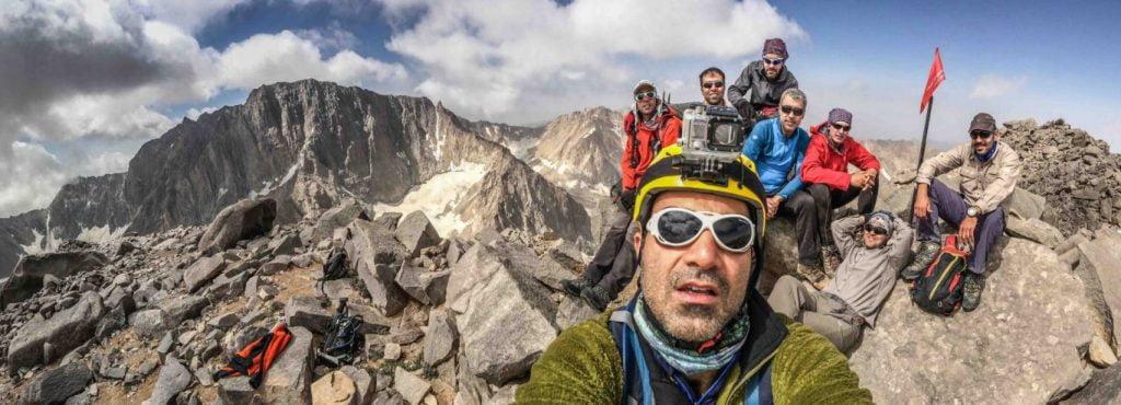 Selfie e deja istorie! A aparut moda Panoselfie