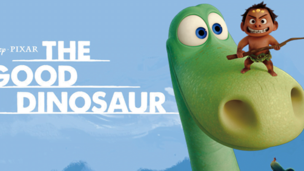 The Good Dinosaur gadgetreport.ro