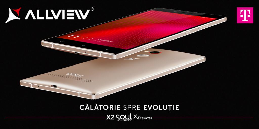 Allview_X2 Xtreme_lansare_Telekom