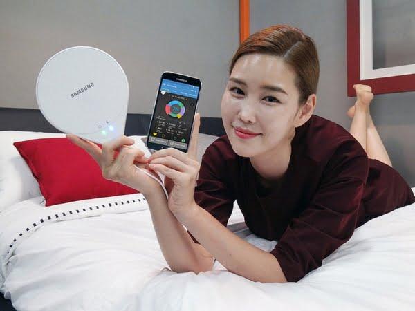 Samsung prezintă SleepSense, un dispozitiv de monitorizare a somnului