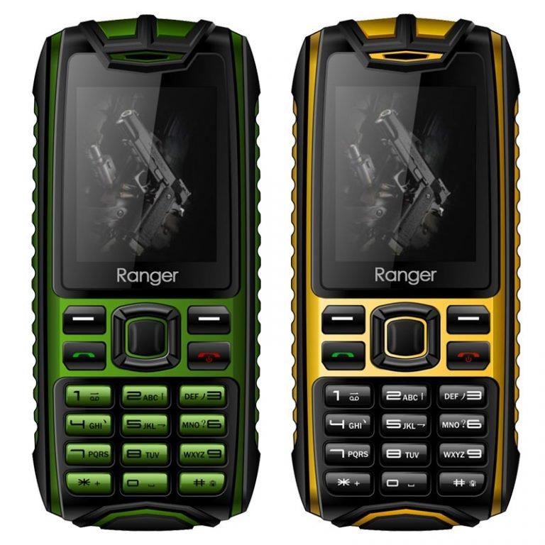 telefon-mobil-evolio-ranger