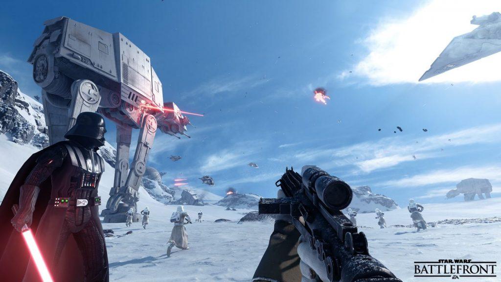 Star Wars Battlefront gadgetreport.ro