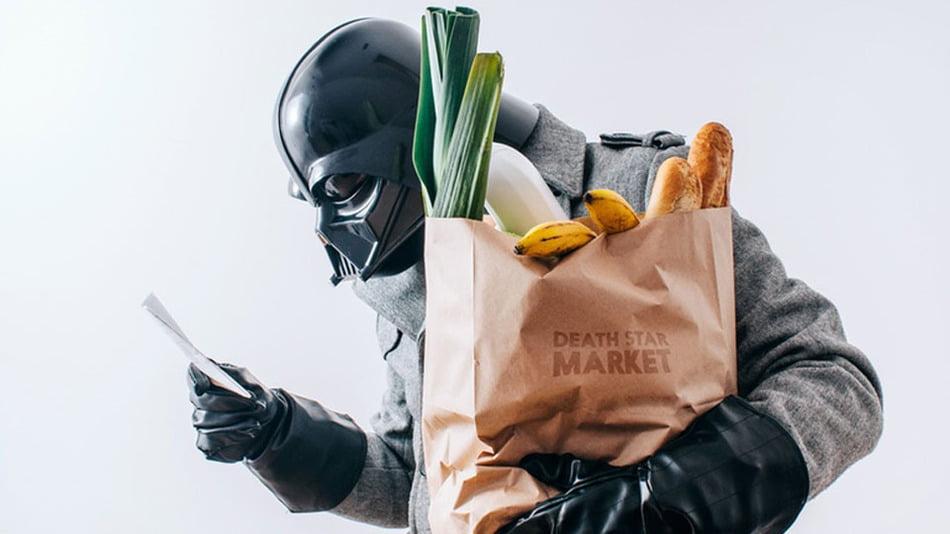 Fabulos! Cum ar arăta Darth Vader într-o viaţă obişnuită