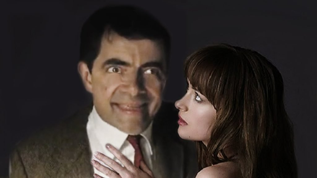 Fifty Shades of Mr Bean gadgetreport.ro