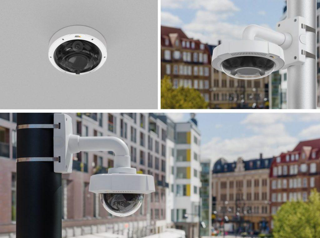 Axis-Cameras