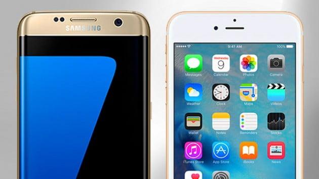 iPhone 6s Plus spulberă Galaxy S7 în teste