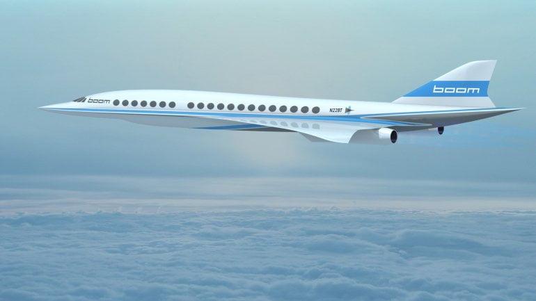 The Boom. Avionul mai rapid decât Concorde devine realitate
