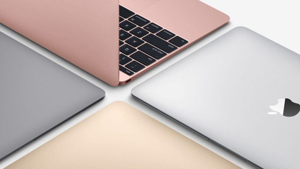 MacBook (2016) Apple-MacBook-2016-Rose-Gold