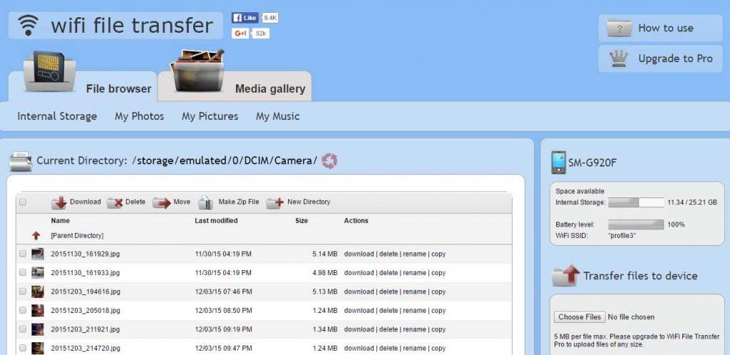 cum să transferi pozele din telefon WIFI-FILE-TRANSFER-2
