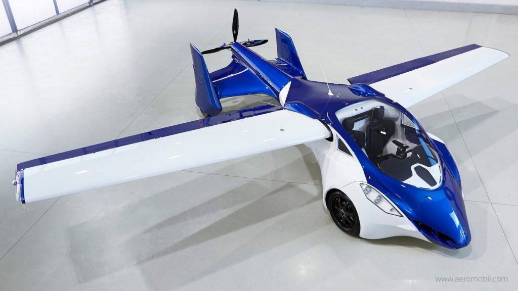 UBER: Maşinile zburătoare, în următorii 10 ani