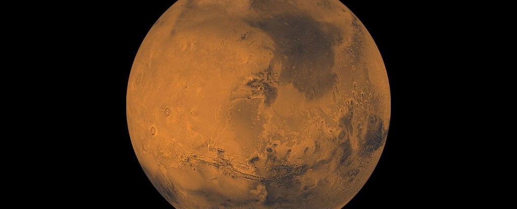 NASA a descoperit oxigen în atmosfera de pe Marte