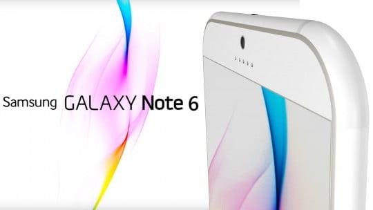 Samsung Galaxy Note 6 gadgetreport.ro