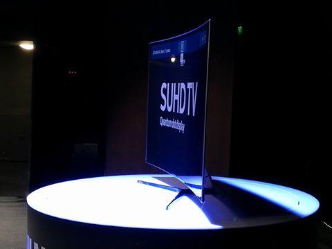 samsung suhd 2016 lansare