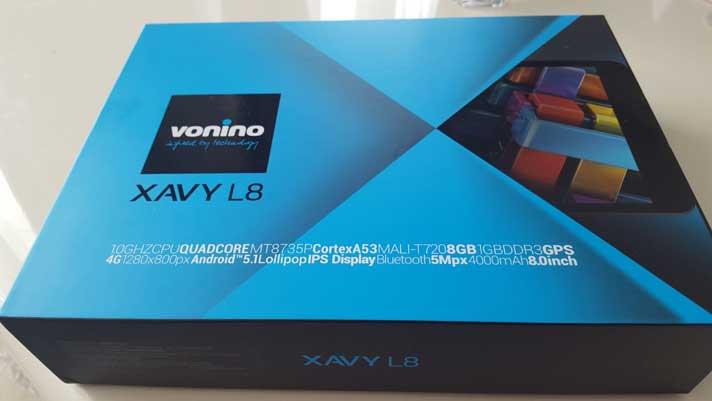 vonino xavy l8 vonino-tableta