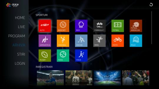 Dolce Sport App DolceSport_arhiva-540x304