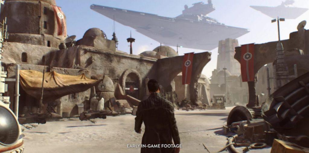 EA Games pregăteşte noi jocuri Star Wars