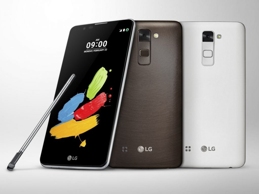LG Stylus 2 Plus LG-Stylus-2
