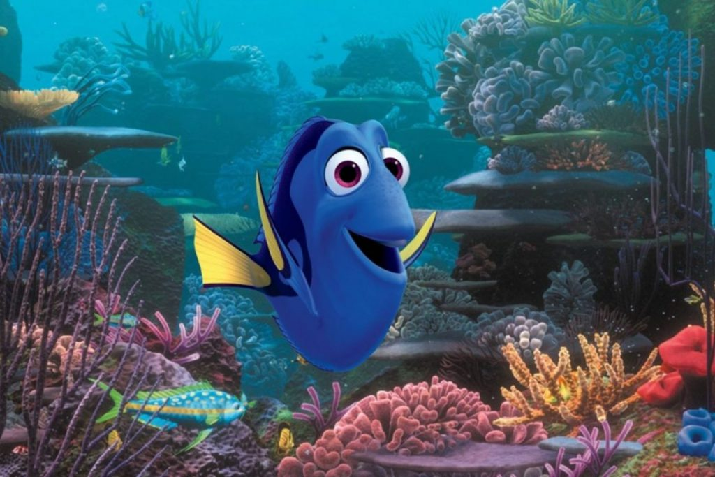 Finding Dory findingdoryrecord