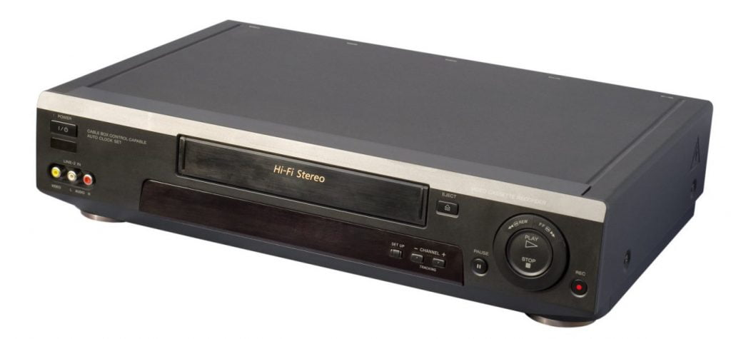 aparatele video VCR Aparatele-video-VCR-dispar-oficial-de-pe-piaţă