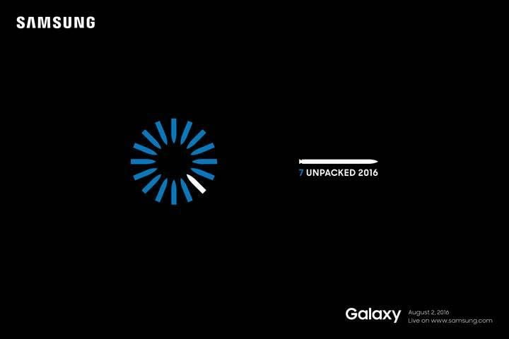 Samsung Galaxy Note 7, confirmat oficial!