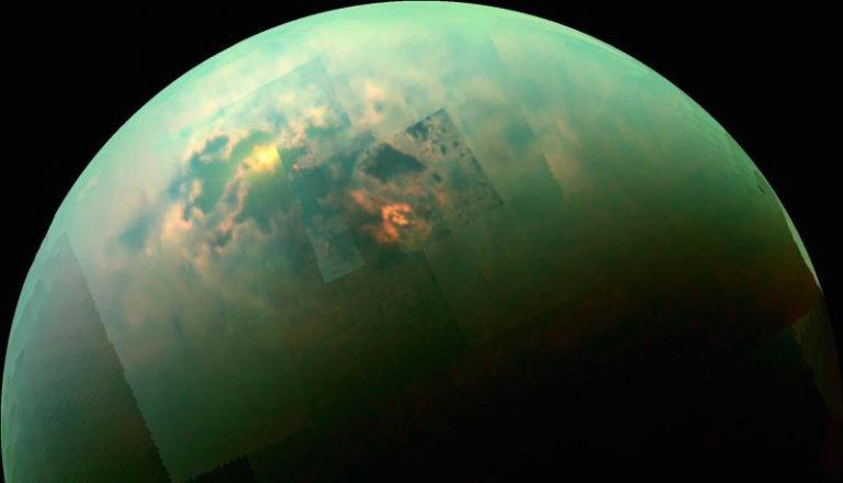 Titan, satelitul lui Saturn, ar putea fi noul Pământ!