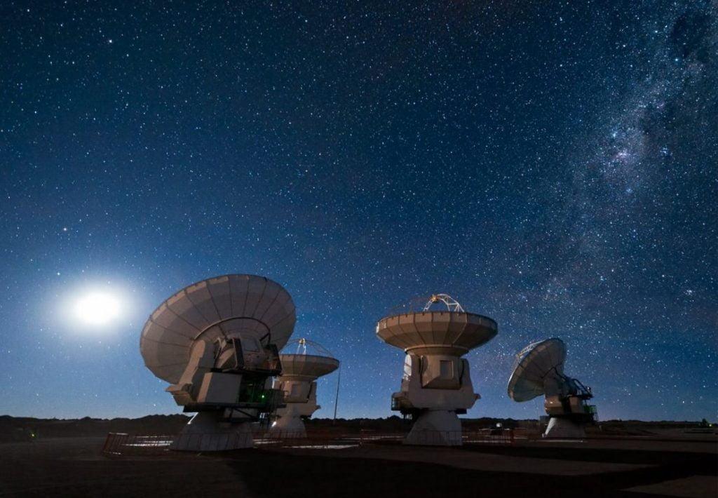 extratereştrii SETI