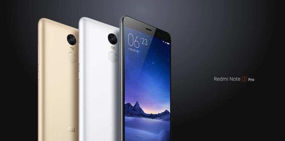 Xiaomi Redmi Note 3 Pro Xiaomi-Redmi-Note-3-Pro