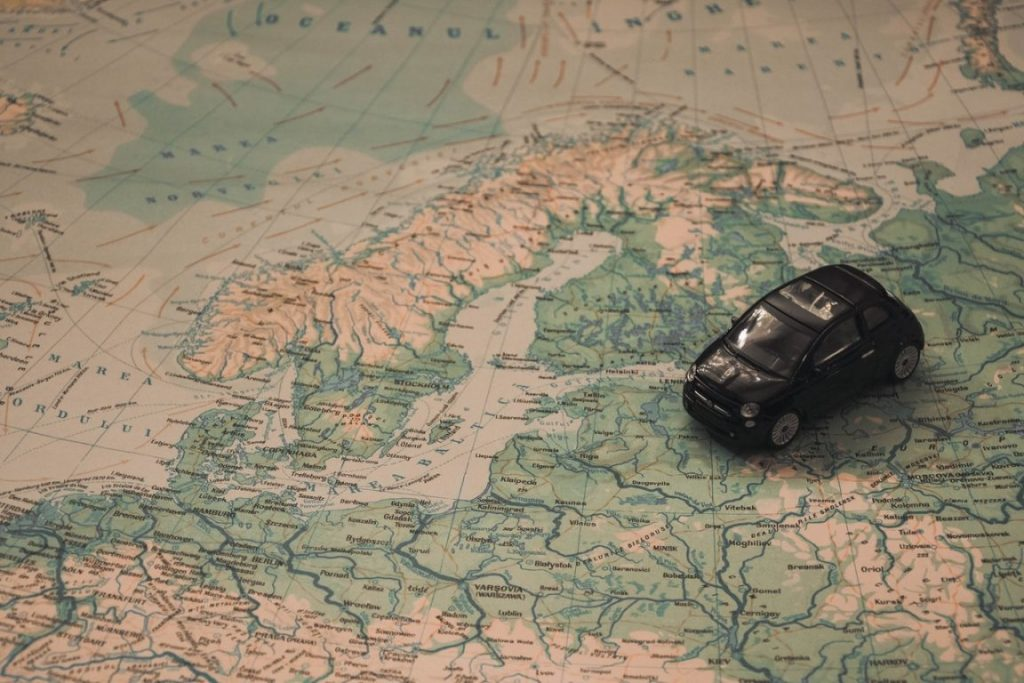 rent a car driving-around-the-world