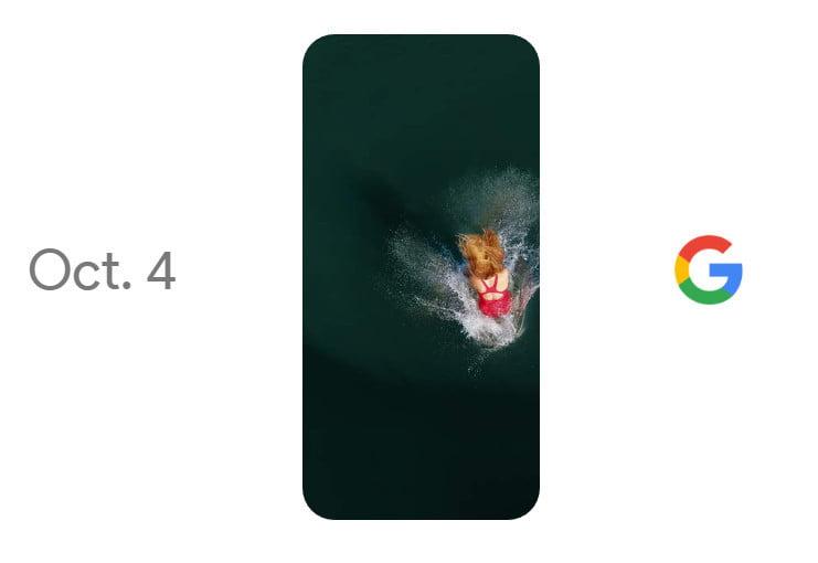 Google Pixel google-oct-4-pixel-tease-2