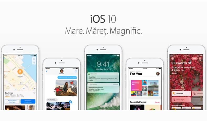 iOS 10 ios-10