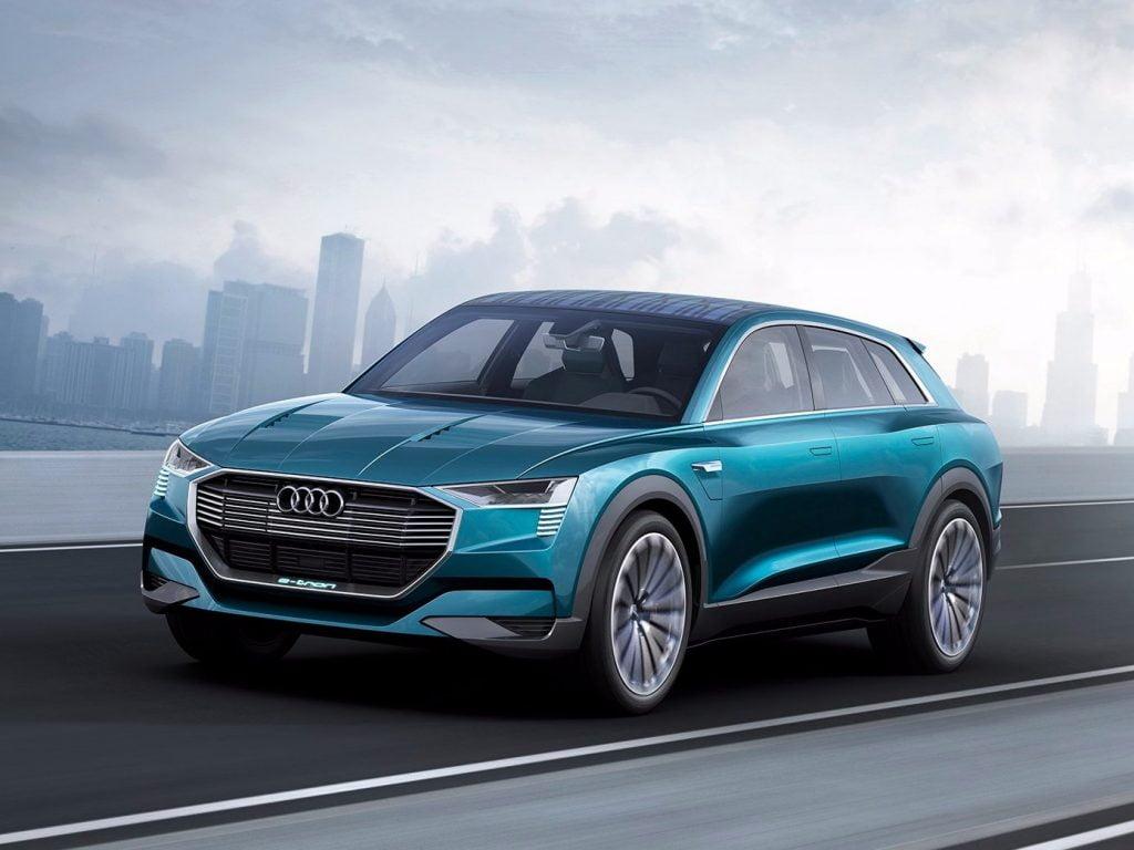 Audi pregăteşte primul său model electric, Audi E-Tron